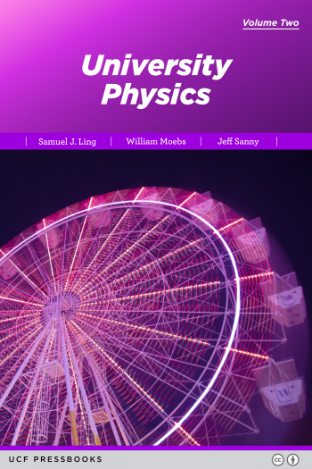 Cover image for University Physics Volume 2