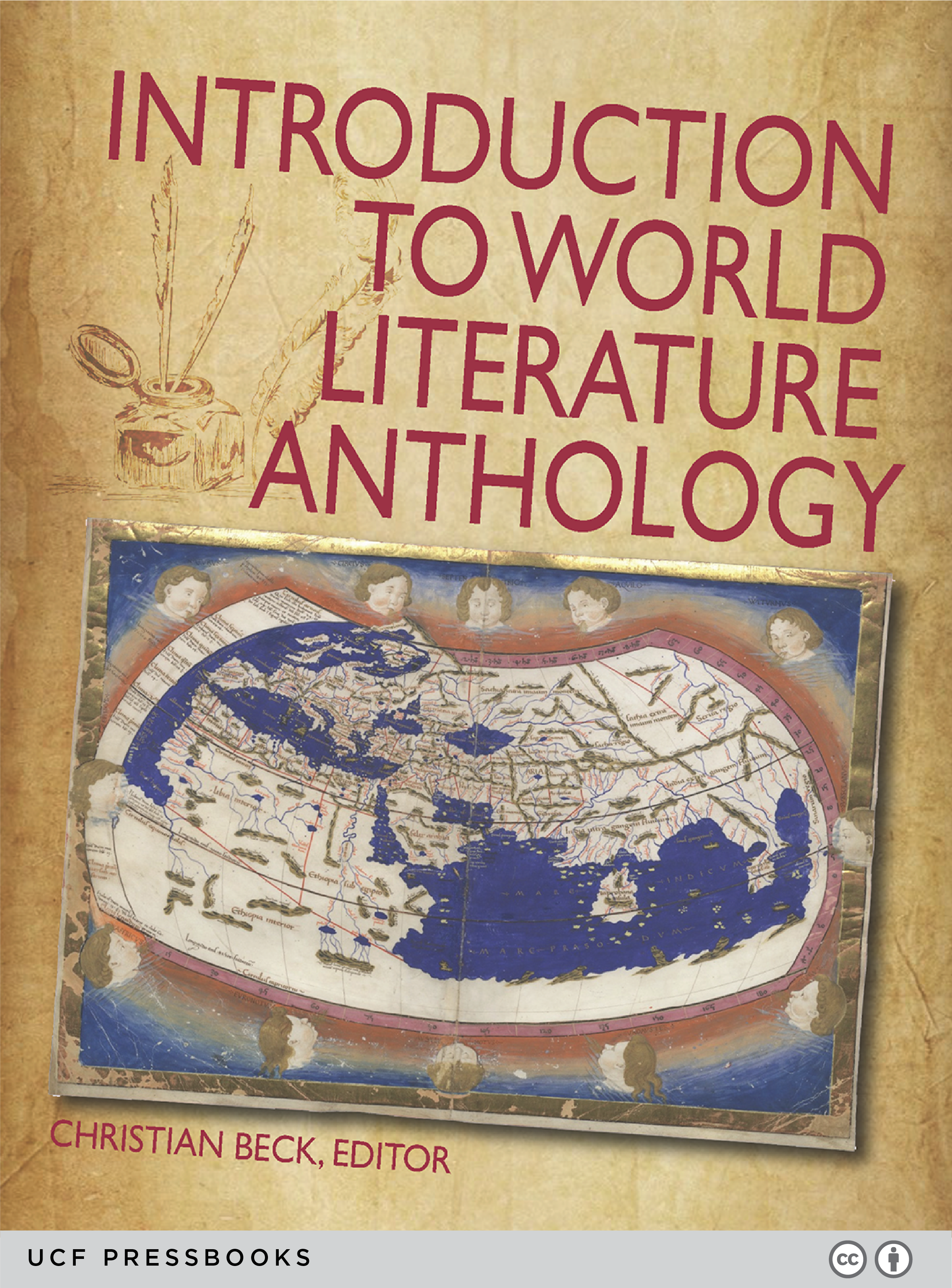 Cover image for Introduction to World Literature Anthology