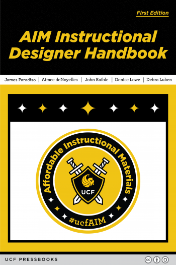 Cover image for Affordable Instructional Materials – ID Handbook