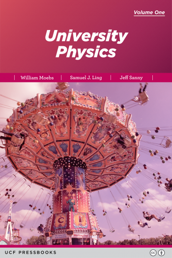 Cover image for University Physics Volume 1